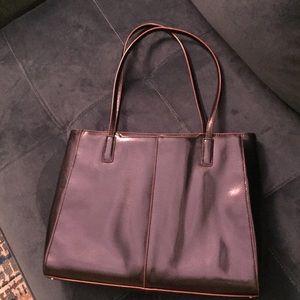 Hobo Brand Black leather purse